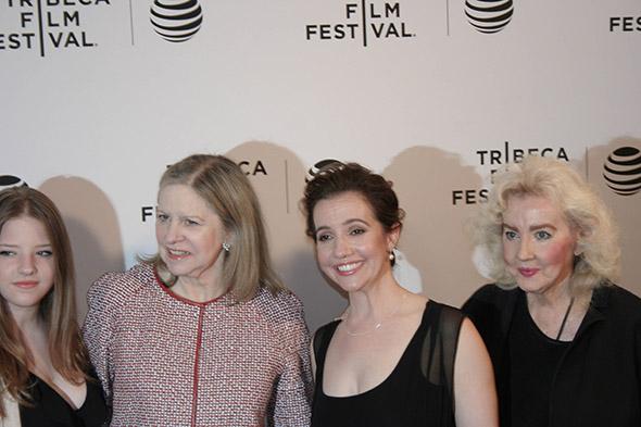Francesca Scorcese, Helen Schermerhorn Scorcese, Domenica Cameron-Scorcese, Julia Cameron