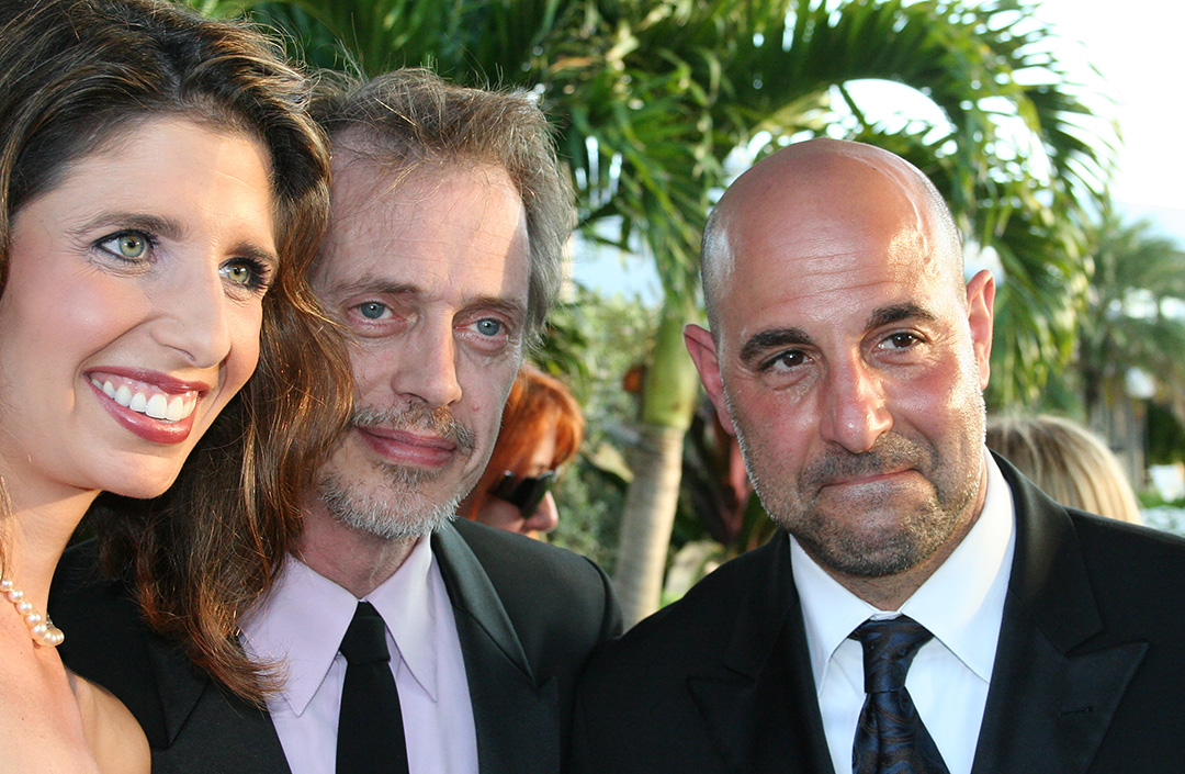 Steve Buscemi and Stanley Tucci - Sarasota Film Festival - April 13, 2008