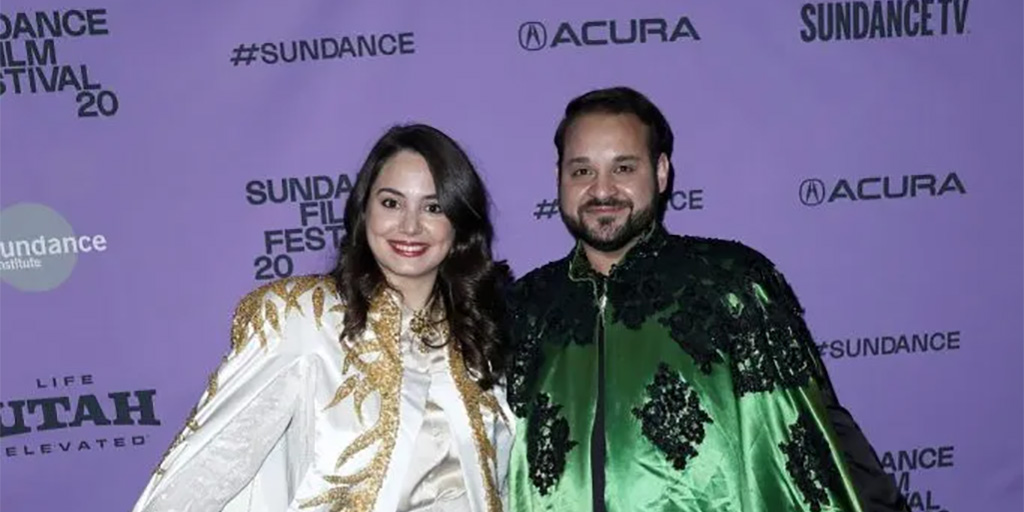 Cristina Costantini and Kareem Tabsch
