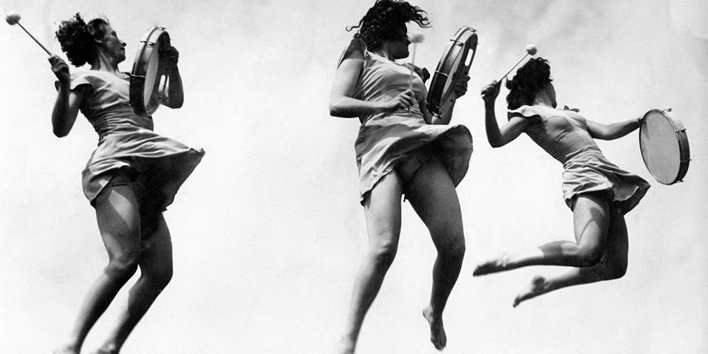 Still from Greg Vander Veer's Miss Hill: Making Dance Matter
