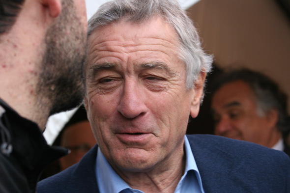 photo: Robert De Niro - Tribeca Film Festival - Begin Again premiere - April 26, 2014