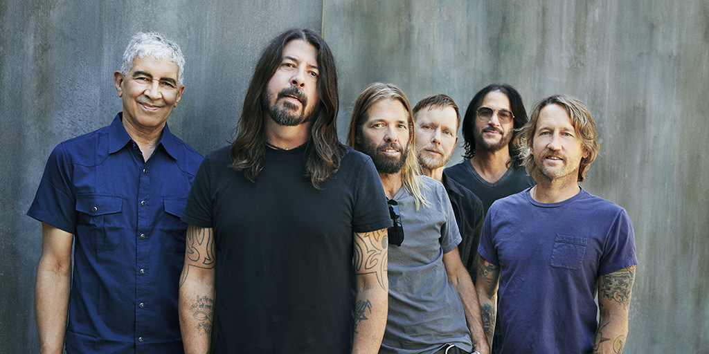 Foo Fighters; credit Danny Clinch