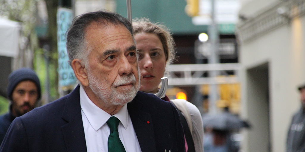 Francis Ford Coppola at the Beacon Theatre - April 28, 2019