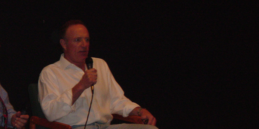James Caan at Florida Film Festival