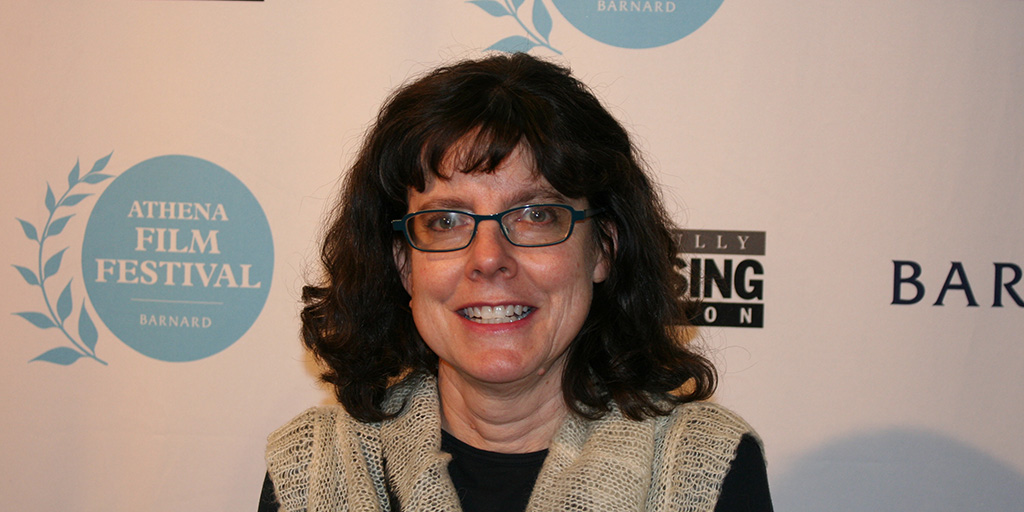 Julie Cohen at the Athena Film Festival - March 1, 2019