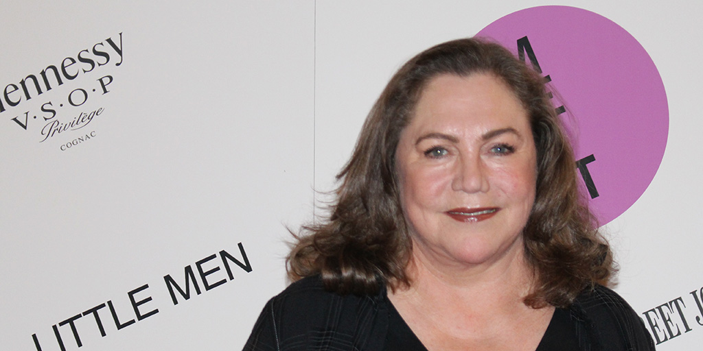 Kathleen Turner at Little Men screening at BAMcinemafest 2016.