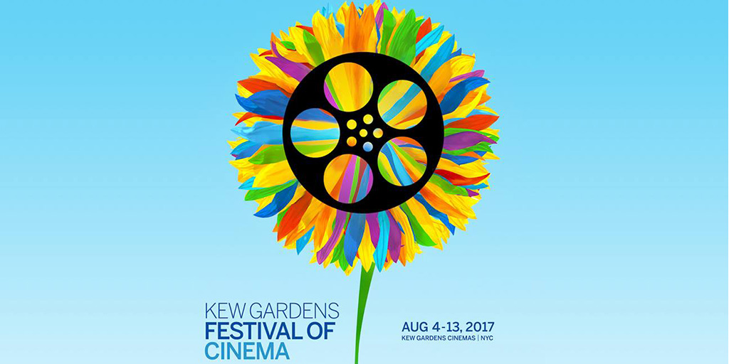 Kew Gardens Festival of Cinema 2017 Poster