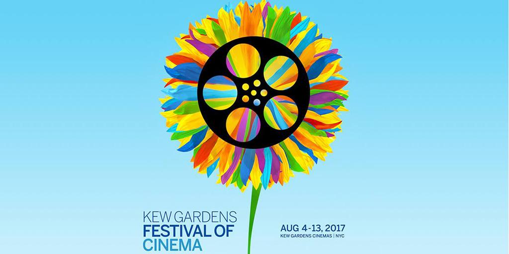 Kew Gardens Festival of Cinema 2017 Poster