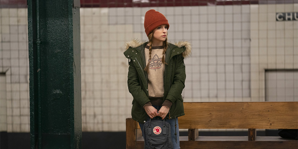 Anna Kendrick. Photo by Sarah Shatz courtesy of HBO Max.