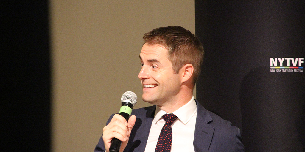 Michael Torpey at the truTV Paid Off event at the New York Television Festival - July 17, 2018