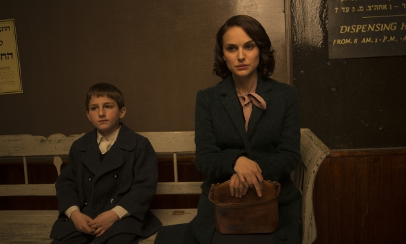 Natalie Portman's screenwriting and directorial debut A Tale of Love and Darkness closes the 25th annual New York Jewish Film Festival