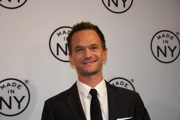 Neil Patrick Harris at the Made In New York Awards in November 2014.