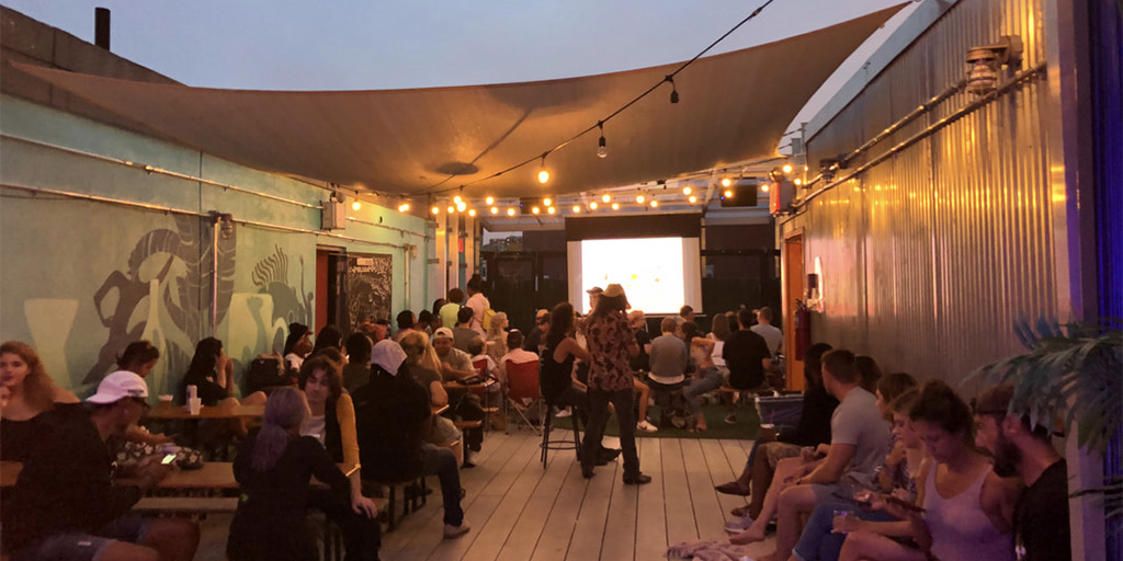Rooftop of Our Wicked Lady 2019