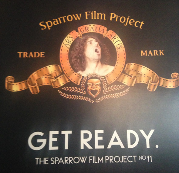 Sparrow Film Project 11 poster