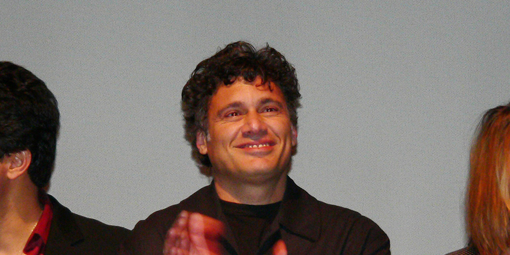 Steven Bauer at The Lost City premiere during Miami International Film Festival 2006