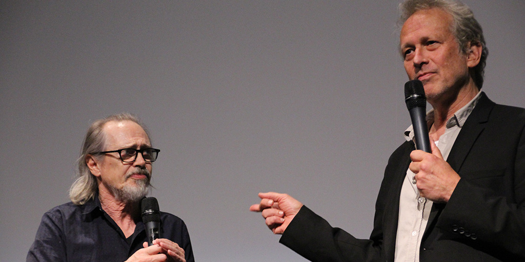 Steve Buscemi and Alexandre Rockwell discuss Sweet Thing following the screening. IFC Center - June 19, 2021