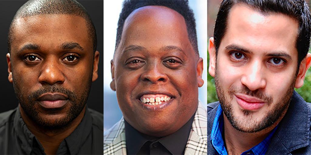 Eric Anthony Glover, Craig T. Williams, Kareem Fahmy